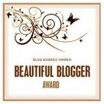 beautiful blogger award do I look sick?